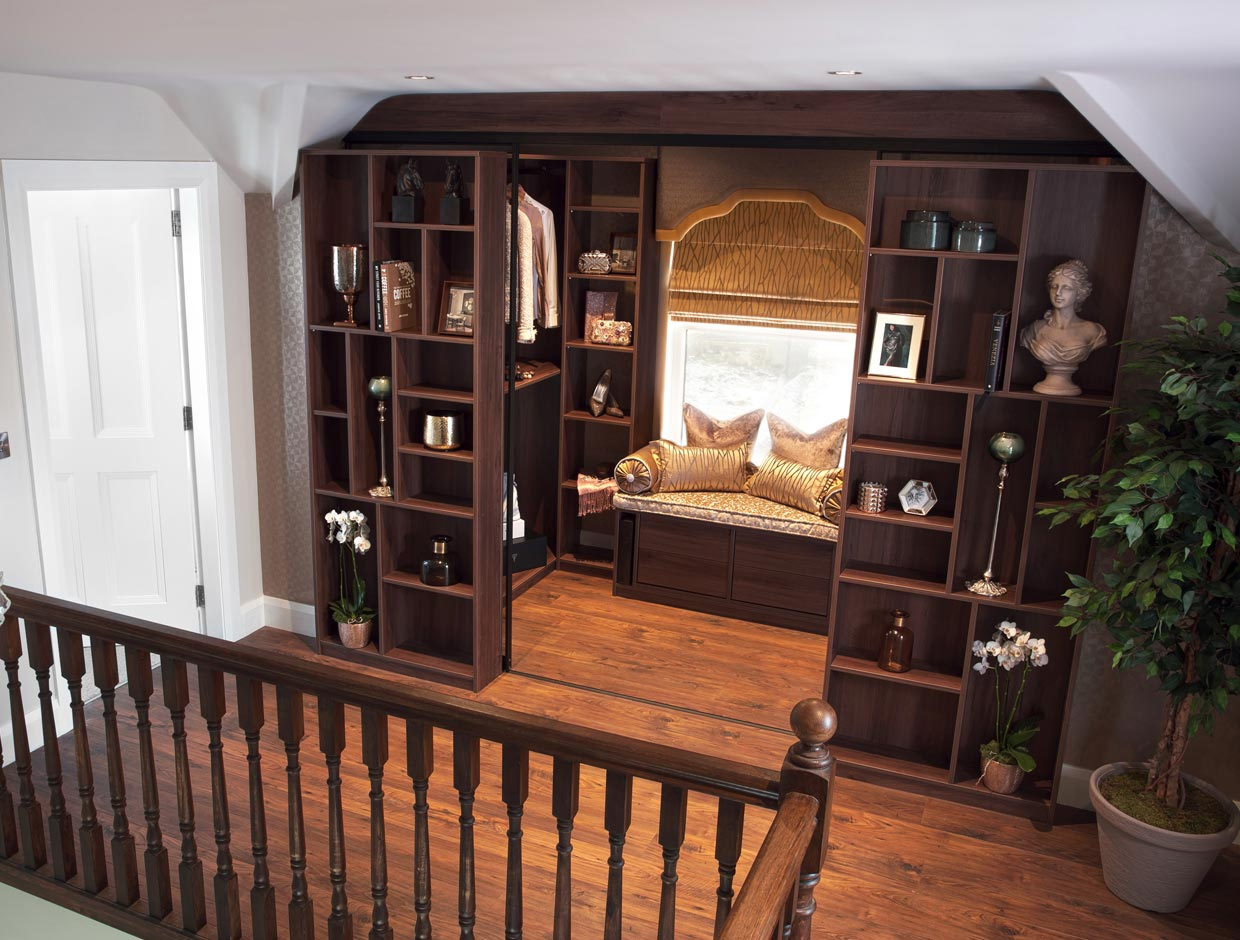 Beautiful Alcoves Solutions