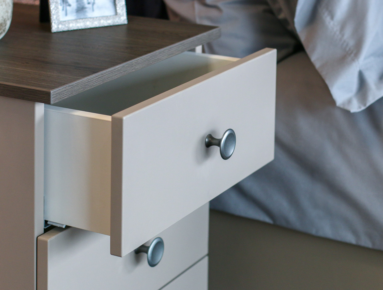 Sliderobes Signature Bedside Table