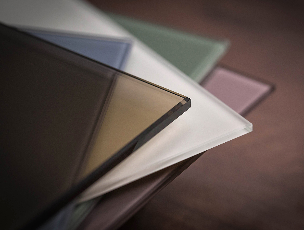 Sliderobes Glass Door Finishes