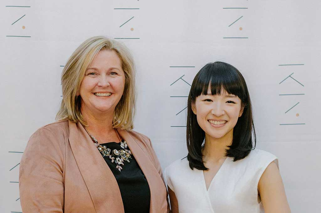 Serenity Sparks Joy: What was it like meeting Marie Kondo?